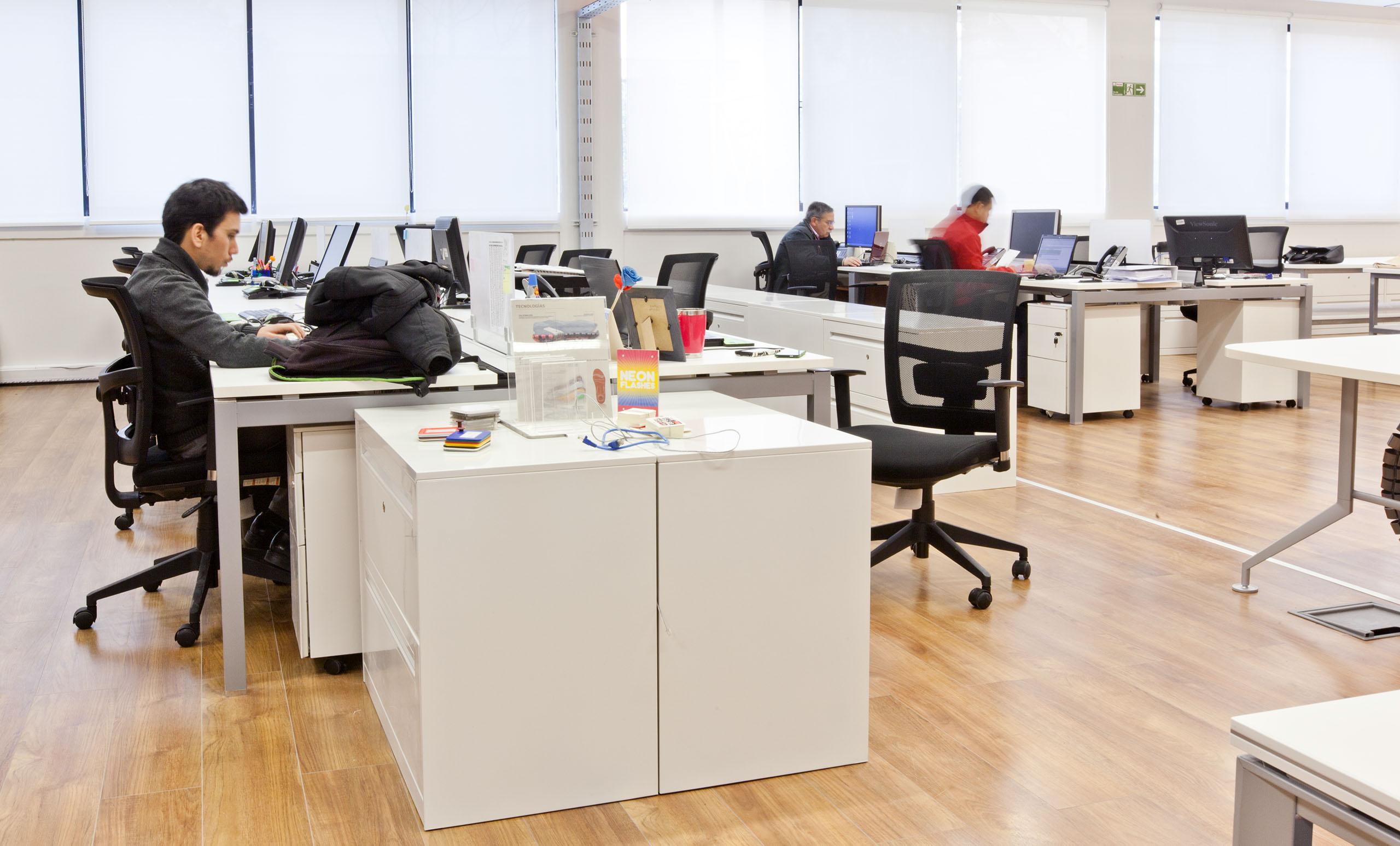 Muebles de oficina smart office solutions s a construex for Muebles de oficina office