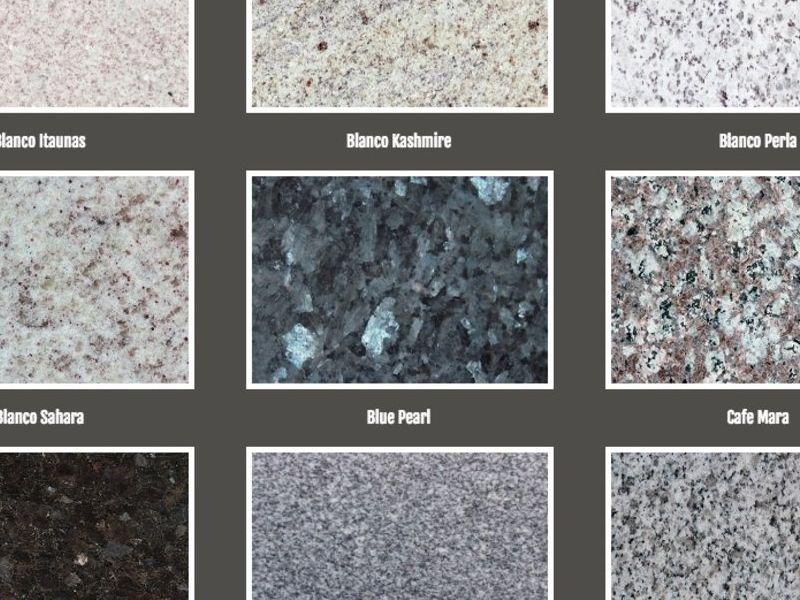 Cubierta meson granito m rmol stone construex for Tipos de marmol granito