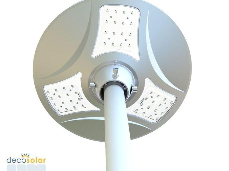 Luminaria Solar Ornamental DEC-PARQUE-04