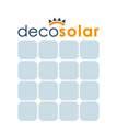 DEC-340-C, 40 W, Luminaria Solar Certif. DS 43. - Deco Solar