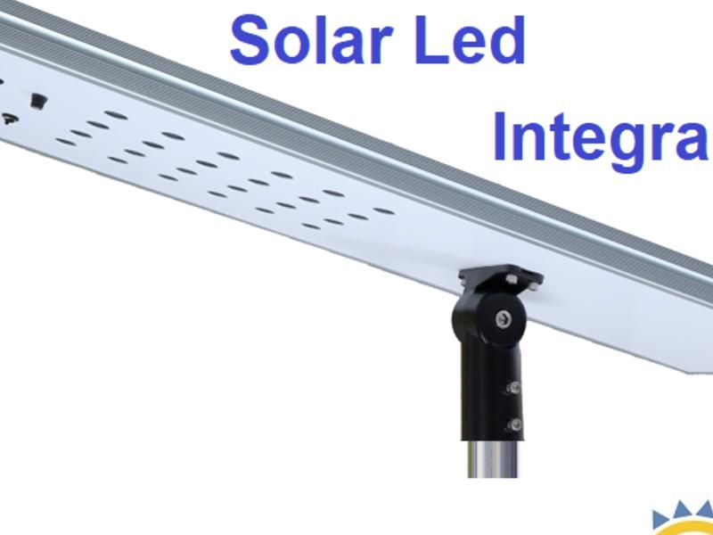 DEC-340-C, 40 W, Luminaria Solar Certif. DS 43.