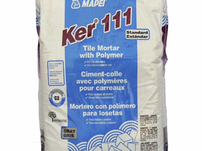 MORTERO KER 111