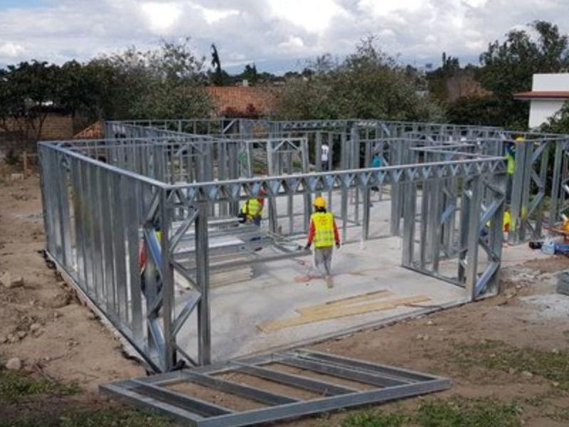 Estructuras Light Steel Framing