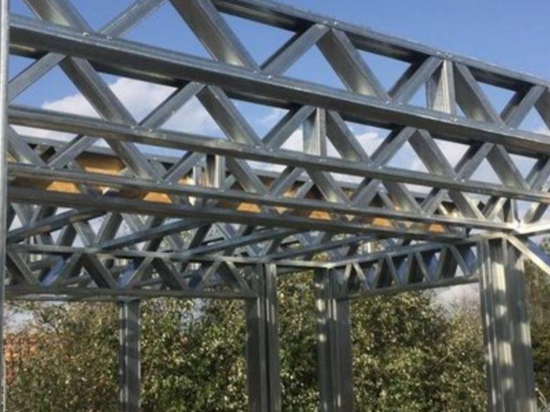 Tecnología Light Steel Framing