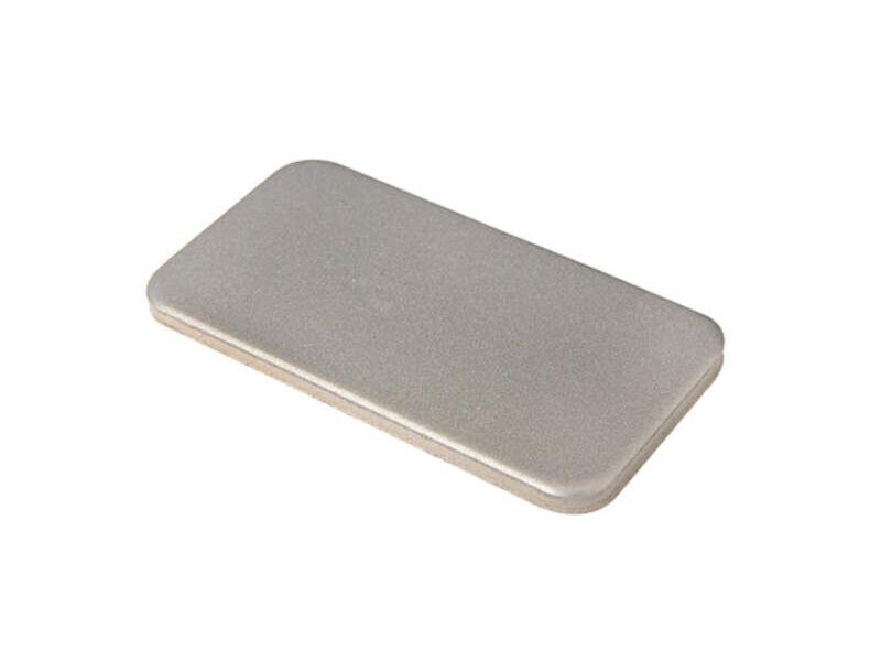 Plancha aluminio compuesto gris CHILE