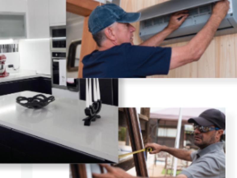 Instalación de ventanas y puertas pvc