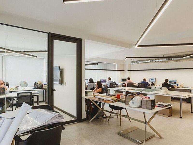 Diseño Oficinas Ictinos CHILE
