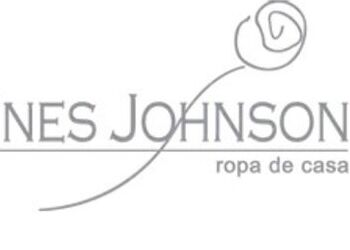Cortina de baño magnolia 180x180cm - INES JOHNSON