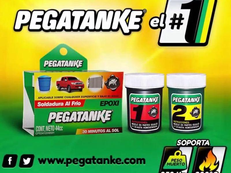 Pegatanke Blanco/Negro