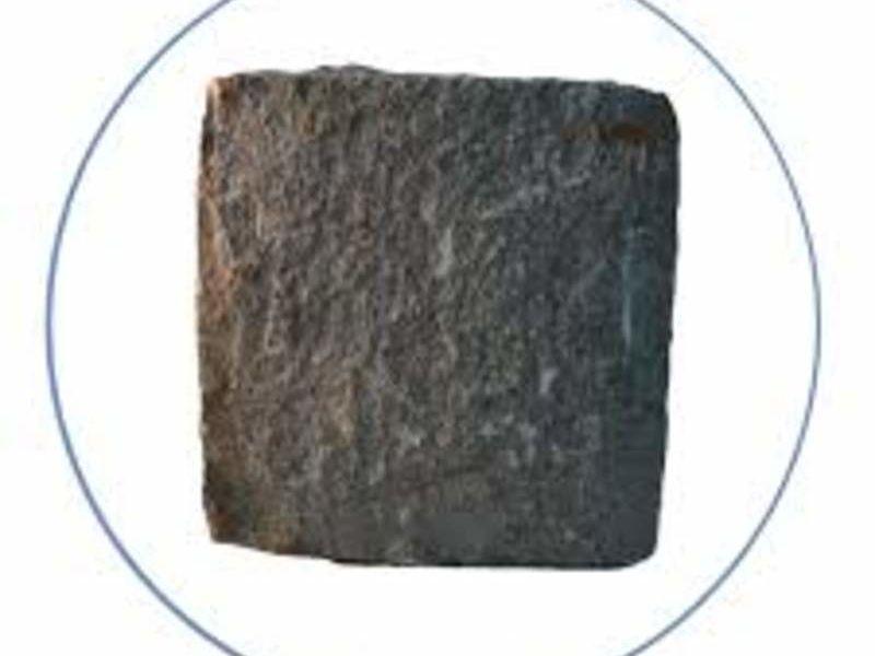 Patelon de Concreto y piedras naturales