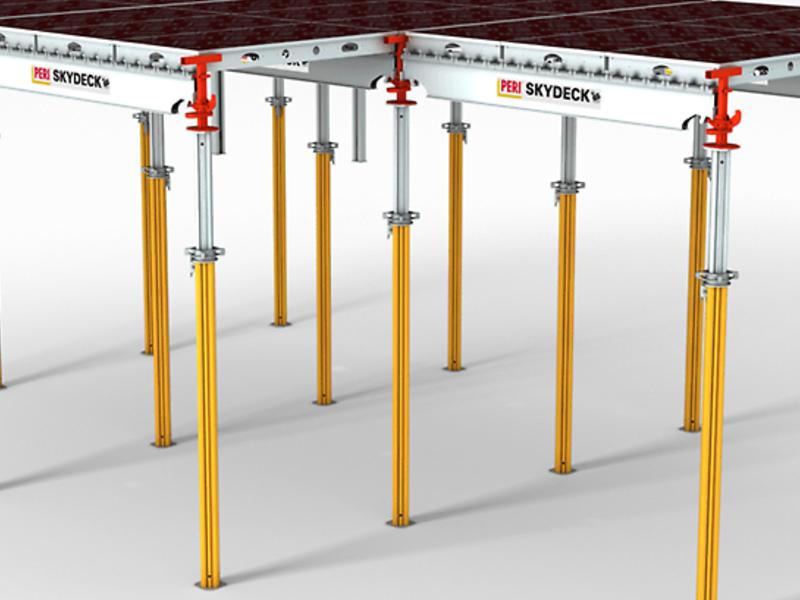 Paneles de Aluminio SKYDECK
