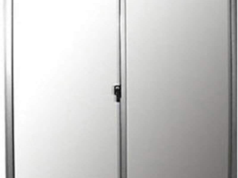 Ventana Aluminio Mate 100x100cms
