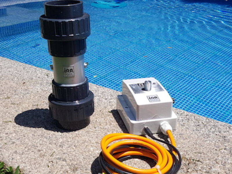 Ionizador para piscinas 120CH