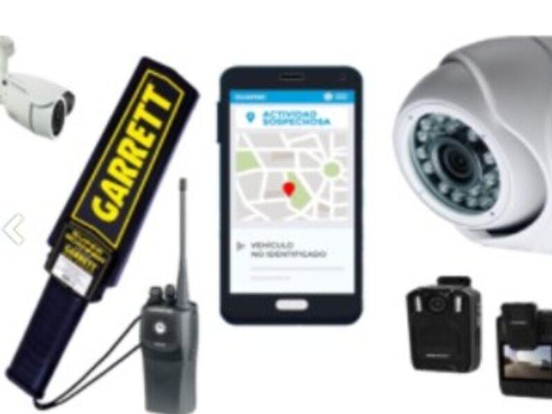 Sistemas de camara de video vigilancia