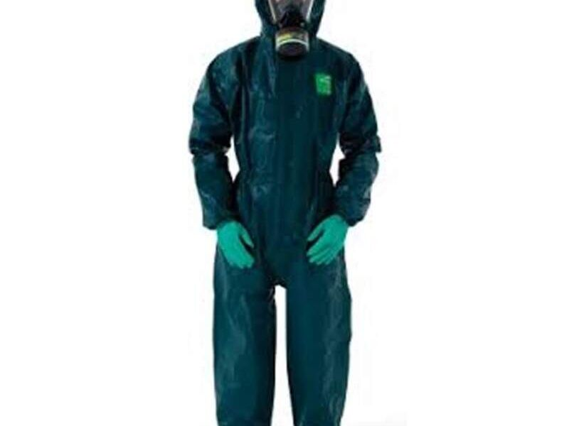 Traje de Protección Química 4000