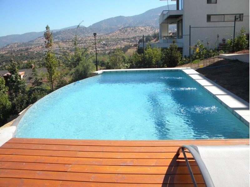 Aqua dps chile cielos tensados construex for Construccion piscinas chile